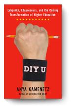 Аня Каменец и ее книга DIY U про американскую систему образования